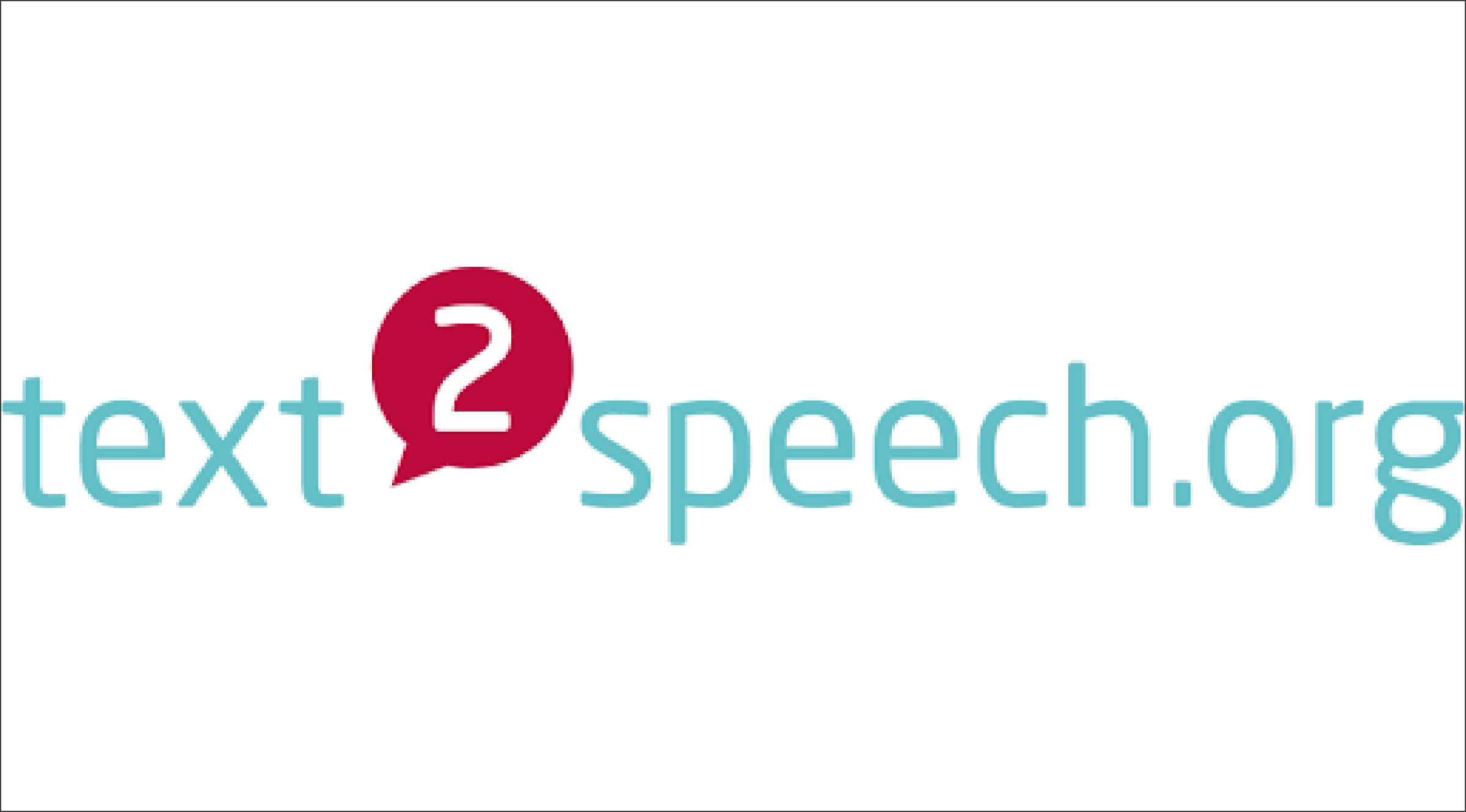 text2speech_stor